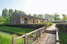 Loosely Chinoiserie path railing in Belgium...via Greet @ Belgian Pearls   http://belgianpearls.blogspot.com/2012/05/open-doors-at-natalie-haegeman.html  ***landelijk & rustig gelegen kasteel - domein tussen gent & knokke te koop - Te koop - Volledig aanbod vastgoed - Immo Dochy Waregem Kortrijk West- & Oost-Vlaanderen***