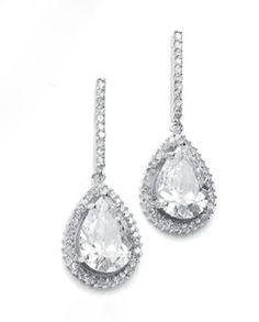 Mariell Jewelry 342E Earrings