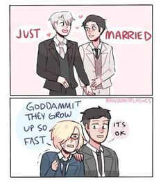 Page 2 Read 11 from the story Victor X Yuri (Mangas Yaoi) by ElMuroDelYaoi (AcePortogasD) with reads. Yuri!!! On Ice, Ice Ice Baby, Jean Jacques Leroy, Viktor X Yuri, Steven Universe, Sara Crispino, Yuri On Ice Comic, Shonen Ai, Victor Nikiforov