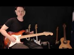 Jam track in A-Minor - Rock Ballad - Instructions - YouTube