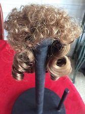Playhouse Collection Doll Wig ALICE EL Color Pale Blonde Size 8-9 Modacrylic NOS
