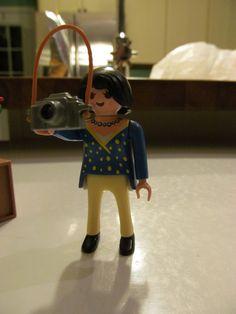 I got a new camera for Christmas Photographers, Lego, Table Lamp, Christmas, Playmobil, Xmas, Table Lamps, Navidad, Noel