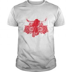I Love Red City T shirts
