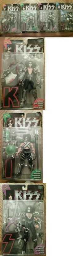 Music 175691: Kiss Action Figures Mcfarlane New Original Unopened 1997 Set -> BUY IT NOW ONLY: $175 on eBay!
