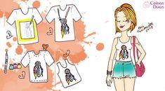 customização camiseta 11