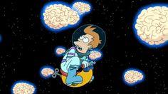 Legião de cérebros flutuantes no espaço não irá superar humanos