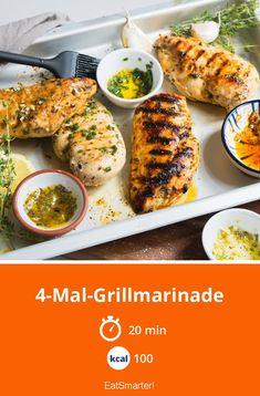 4-Mal-Grillmarinade | eatsmarter.de