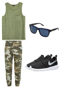"""set16"" by mujo-ziba ❤ liked on Polyvore featuring True Religion, NIKE, Polo Ralph Lauren, men's fashion and menswear"