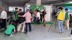 해남군새마을회 전통시장 '어르신 교통안전 한마당' 캠페인 실시