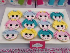 LalaLoopsy Birthday Party Ideas | Photo 15 of 44 | Catch My Party