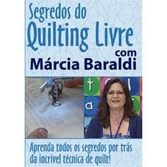 DVD Marcia Baraldi - Quilting Livre