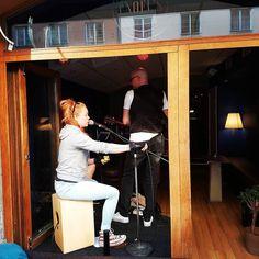 Mange Lundkvist m trion #soundcheck #trion #musicbymange #magnuslundkvist #fotosbypatrick