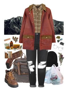 """""""i'm not running"""" by paper-freckles ❤ liked on Polyvore featuring Antipast, CO, Retrò, UO, United Couture, Topshop, FrenchTrotters, Ray-Ban and Zippo"""