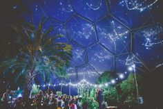 Eden Project Wedding. Alan Law Photography