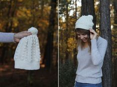 Sweetheart Beanie crochet pattern