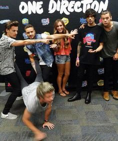 one direction meet and greet harry telling