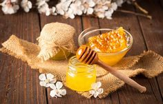 4. Honey For Chest Congestion