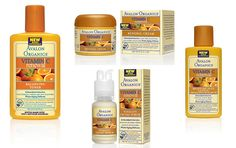 AVALON ORGANICS: Vitamin C Rewal skincare collection