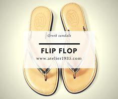 Flip Flop Sandals, Flip Flops, Greek Sandals, Take That, Leather, Men, Shoes, Fashion, Moda