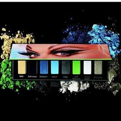 Kat Von D launched this super fun collab with Divine including an eyeshadow palette and lipsticks! The palette has so many amazing colors and like Divine you can really create some creative looks so much inspiration from this!