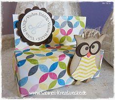 Sabines-Kreativecke - Labello-Box
