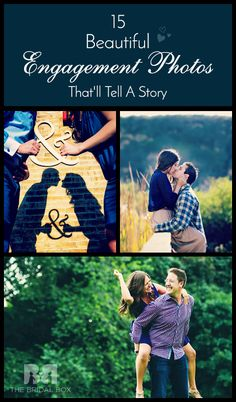 32 Engagement Photos That Are Totally Worth Recreating