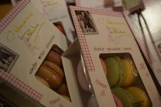 Our macaroons have arrived!