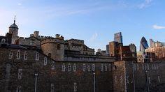 Tower of London - London  #tower #toweroflondon #towerhill #thegherkin #view #panorama #london #londres #citytrip #uk #unitedkingdom #greatbritain #england #angleterre #trip #travel #voyage #travelling #traveler #traveller #wanderer #wanderlust #igerslondon #visitlondon #tourism by evapstn