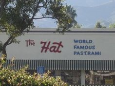 The Hat - World Famous Pastrami, Simi Valley CA