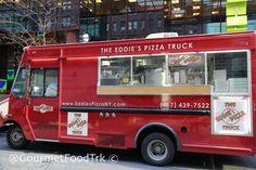Eddie's Pizza Truck New York