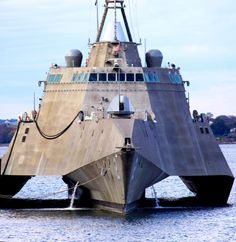 USS Independence LCS-2, Littoral Combat Ship, Military Scale Model, Boat Model