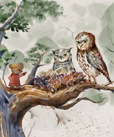 Children's Audiobooks: Mr Brown Mouse and the Owl Babies Feeling Sleepy, Tough Day, Baby Owls, Beautiful Stories, Bedtime Stories, Amazing Adventures, Road Trips, Vulnerability, Cover Art