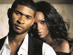 Tameka Raymond Talks About Usher Custody Battle, Calls out His Girlfriend