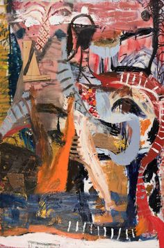 James Drinkwater x Oil and Collage on Hardboard Abstract Painters, Abstract Oil, Abstract Expressionism, Australian Painters, Australian Art, National Art School, Urbane Kunst, A Level Art, Famous Art