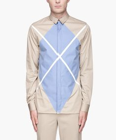 "ah oh that's ""argyll"" (diamond shape) statement I think  Krisvanassche"