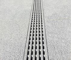 Florida have used Jonite reinforced stone trench grates as an alternative to plastic swimming pool grates to complete contemporary pool deck designs. Plastic Swimming Pool, Swimming Pool Decks, Sustainable Architecture, Landscape Architecture, Architecture Design, Backyard Hill Landscaping, Drainage Grates, Deck Drain, Landscape Drainage