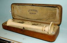 ivory stethoscope, Semmelweiss Medical Museum
