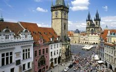 Eastern Europe Singles Tour Budapest - Vienna - Prague 35+ - 40's - 50's and 60's Singles Vacations