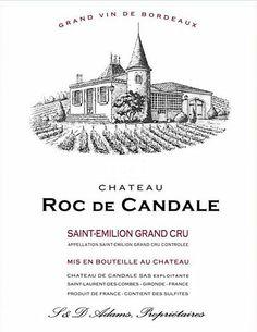 Château de Candale Saint-Emilion Roc de Candale