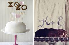The Wedding Cake | Engaged & Inspired