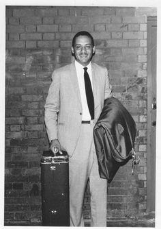 Basie trombonist...Grover Mitchell