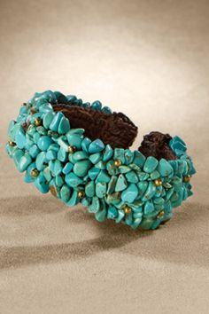 Santa Cruz Cuff. How do I love thee? Let me count the ways!!! via Soft Surroundings