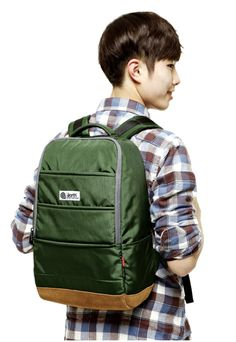 The Earth - Eddy Laptop Backpack