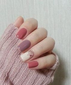 Most Beautiful Nail Art Design for Girls