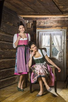 Almsommer German Women, Historical Costume, Traditional Dresses, Dress Skirt, Stylish, Womens Fashion, Skirts, How To Wear, Vintage