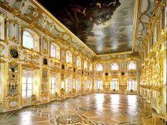 Gran sala de baile-Peterhof