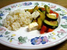 Tomaten-Zucchini-Pfanne mit Feta 33