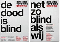 AisleOne - Design, typography and everything else. » Blog Archive » Experimental Jetset Shows