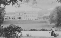 Tehidy House and gardens Country Houses, Surrey, Cornwall, The Past, England, Lost, Gardens, Homes, Mansions