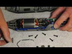 Dremel 4000 Blue Wire Mystery - YouTube